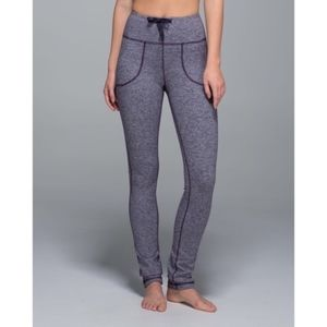 Lululemon Skinny Will Purple Pants